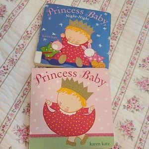 Princess Baby books